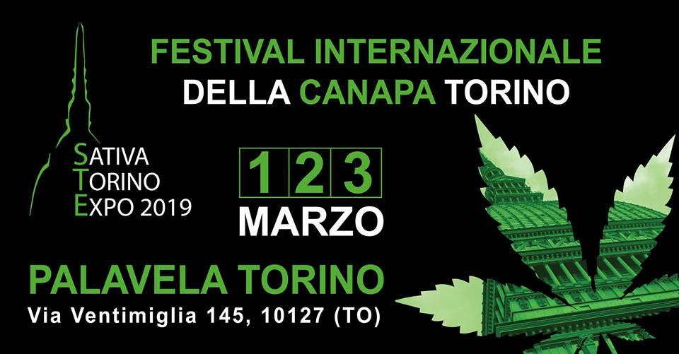 Sativa Torino Expo - Festival Internazionale della Canapa Torino
