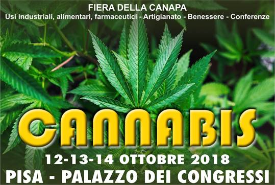 fiera cannabis pisa