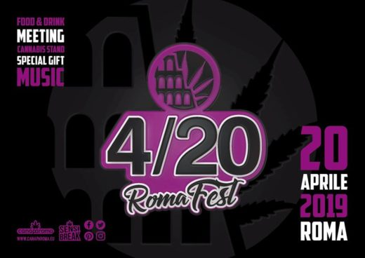 420 fest roma