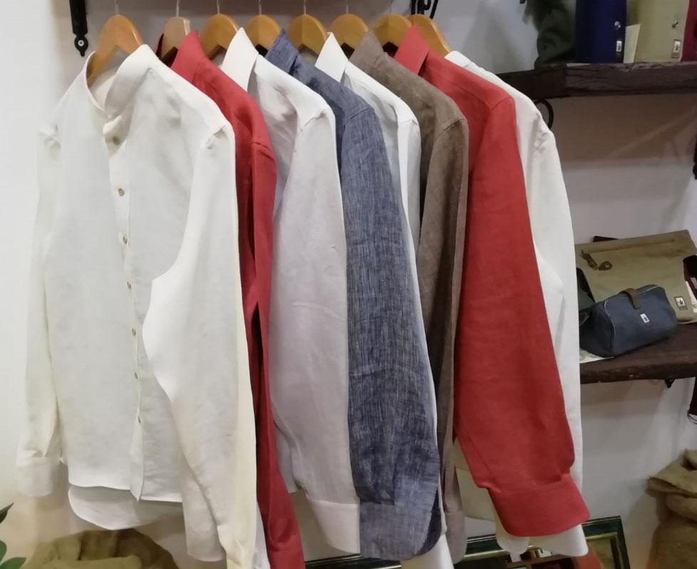camicie canapa